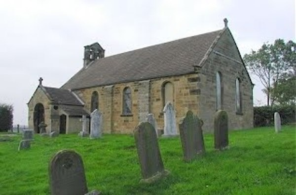 Churchyard at All Saints