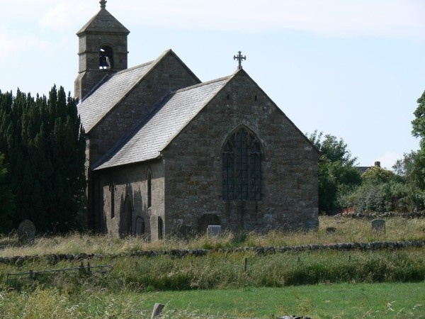 All Saints at Ryal