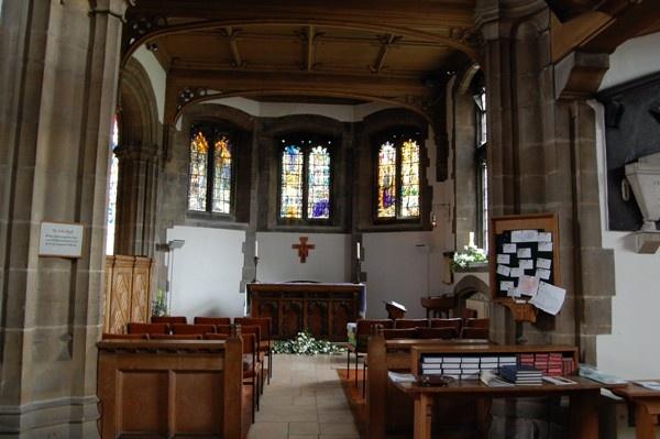 St Bede's Chapel