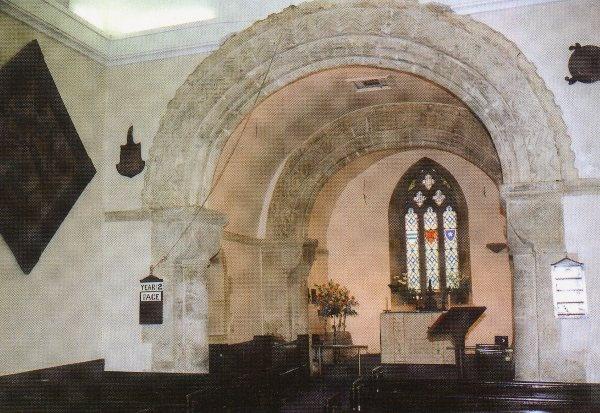 Choir and Sanctuary