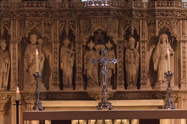 St Aidan's Interior