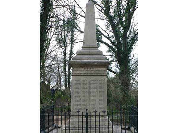 Hartley Pit Memorial