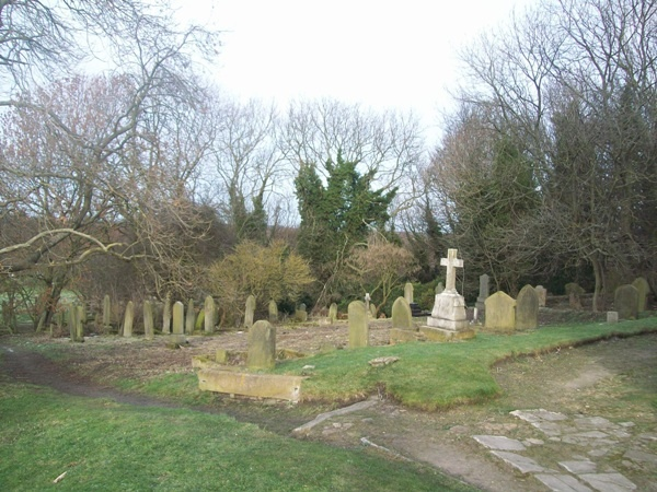 The Churchyard at St Alban's