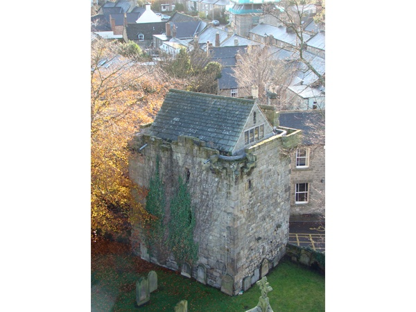 The Pele Tower