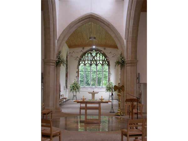 Another Interior of St Brandon's