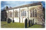 Beltingham St Cuthbert's Church - outside