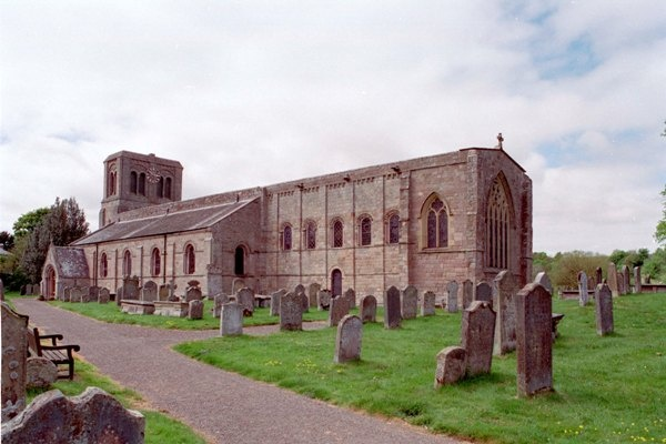 St Cuthbert's from the South East