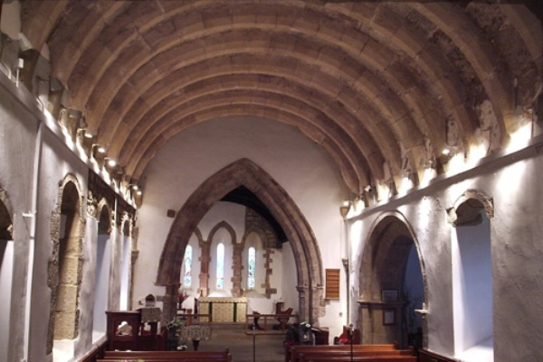 Vaulted Roof