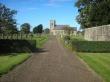 Church Driveway