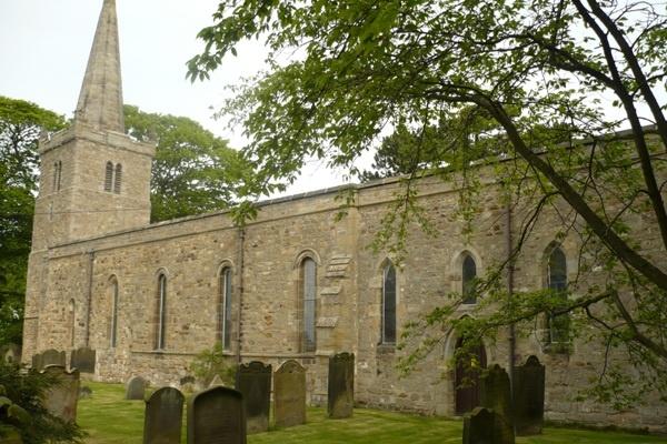 St Edwin's Church