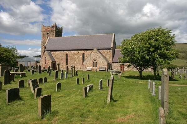St Gregory's Church and Churchyard