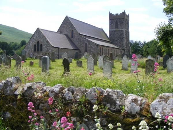 St Gregorys Church in Kirknewton