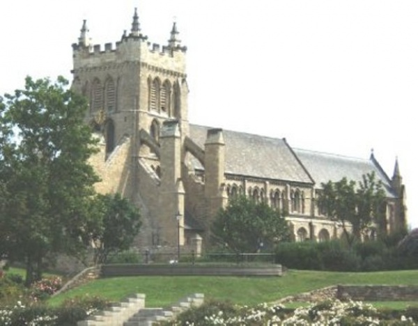 St Hilda's by day