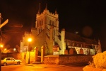 St Hilda's by Night