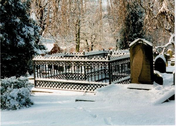Grave of Richard Grainer