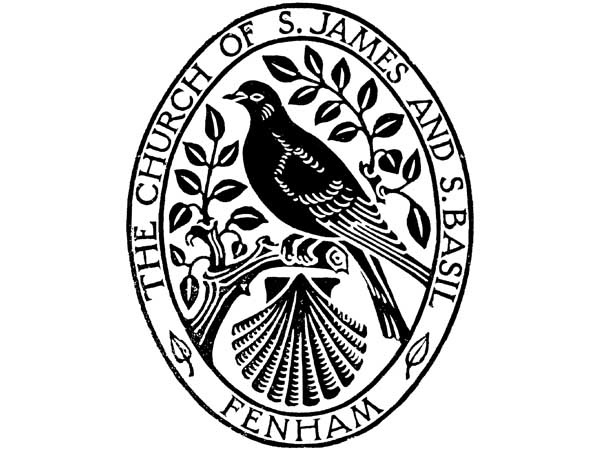 St James & St Basil Logo