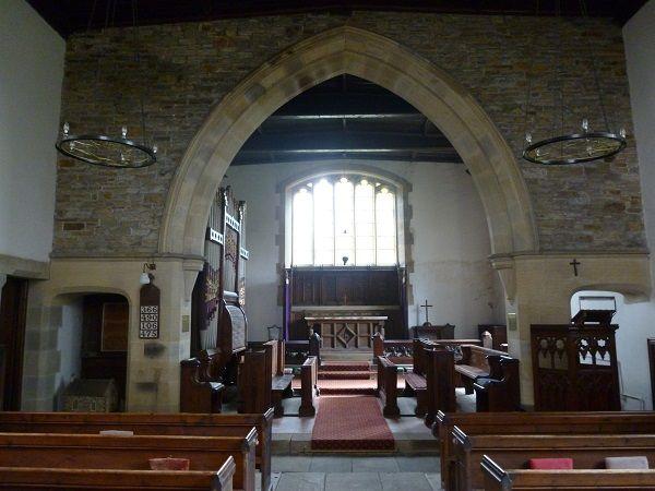 Garrigill St John Chancel