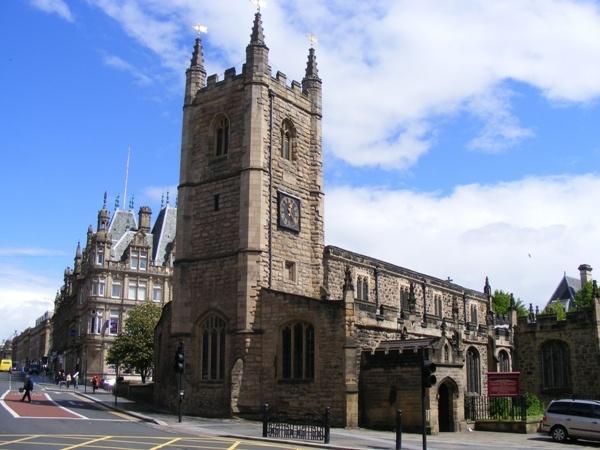 St John the Baptist, Newcastle