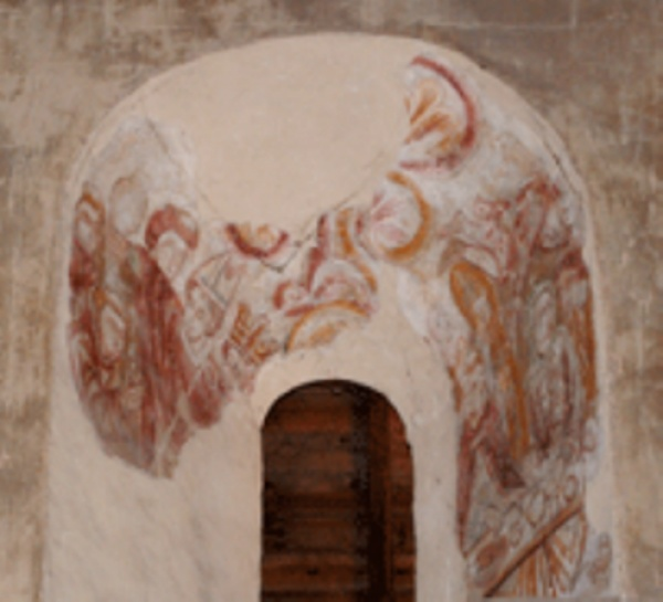 12th Century Wall Paintings