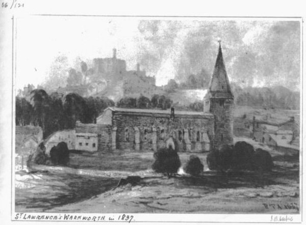 The Church in 1837