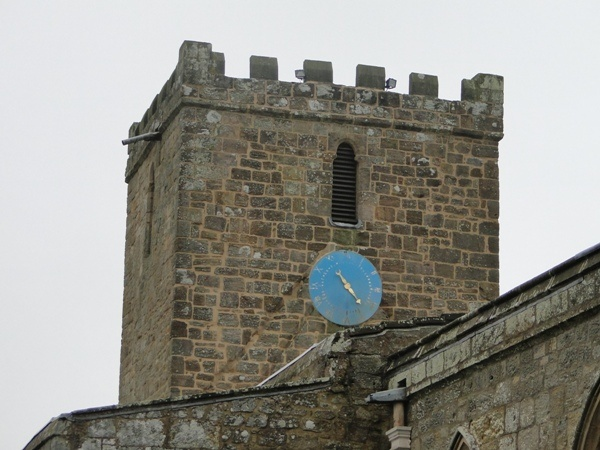 St Mary Magdalene's Clock