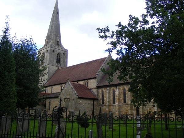St Mary's at Mitford