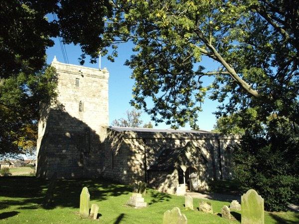 The Churchyard of St Mary Magdalene