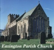 Exterior of Easington Parish Church