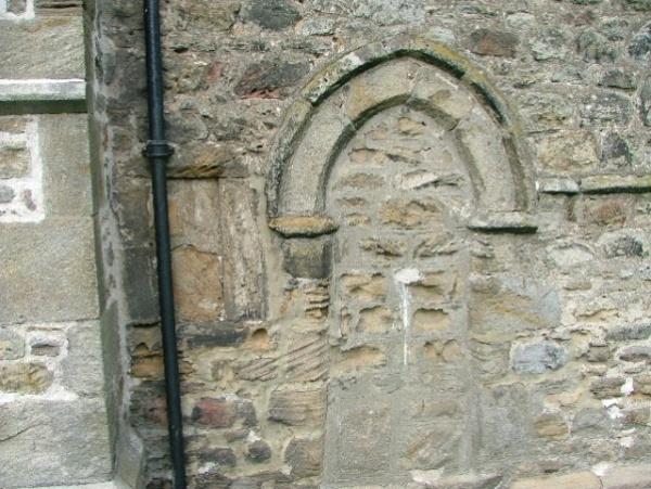 South Wall - Priests Door