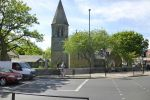 Whitley Bay St paul's Church view from Whitley Road