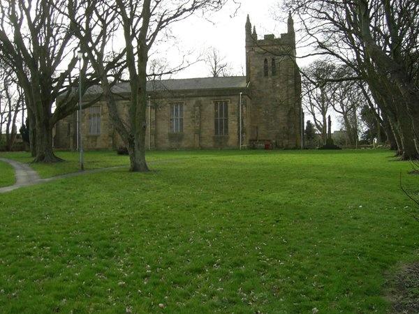 St Paul's at Winlaton