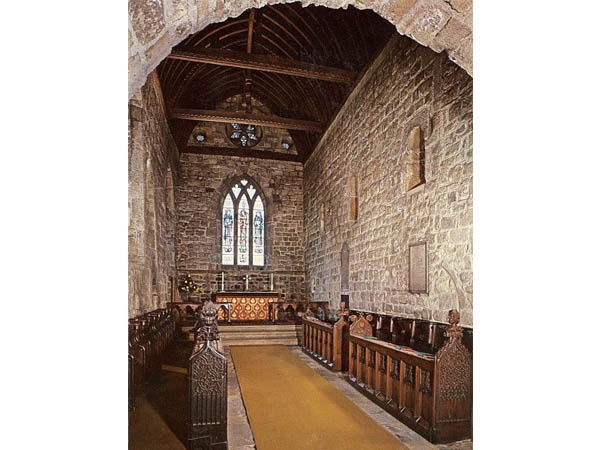 Saxon Chancel