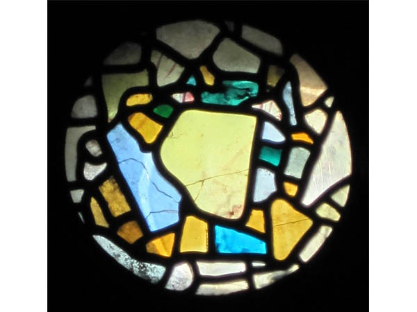 Saxon Glass Window