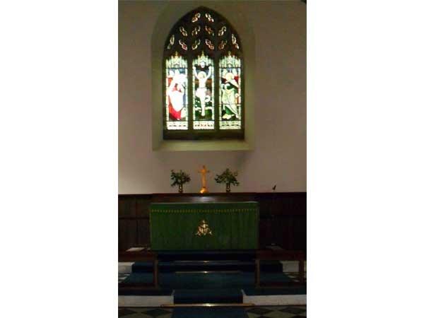 The Altar at St Thomas'