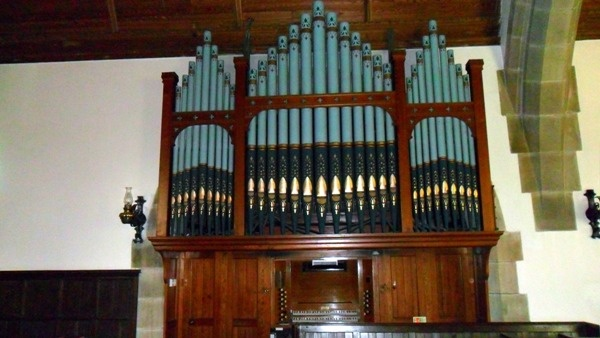 The Nelsons of Durham Organ