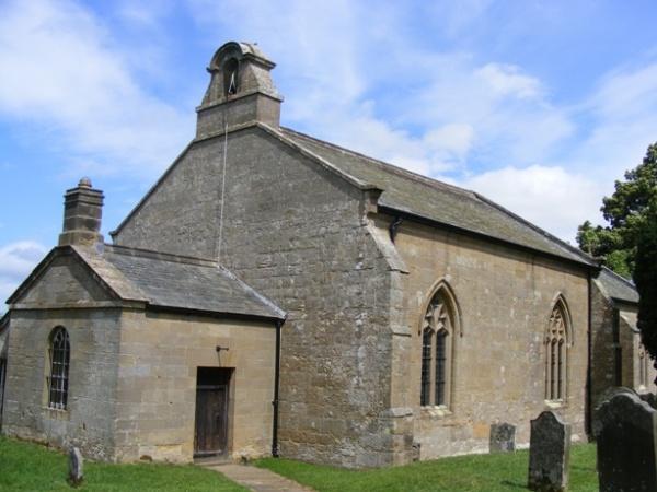 St Wilfrids Church in Kirkharle