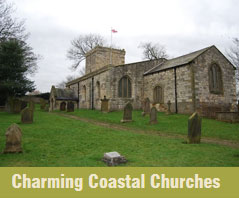 Charming Coastal Churches
